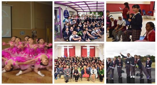 Beijing Primary School Visits London Schools