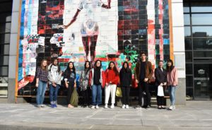 Taunton Students enjoy Chinese Hospitality in partner school